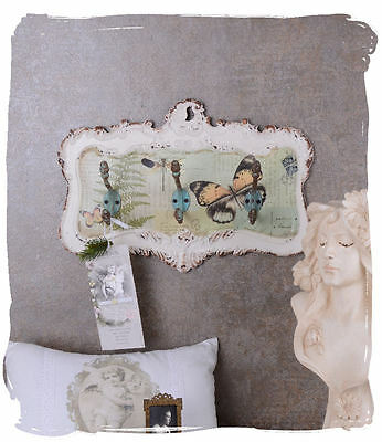 Hook Rail Shabby Chic Coat Hook Towel Holder In Country House Style