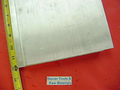 "2 Pieces 1/2"" X 8"" X 12"" ALUMINUM 6061 FLAT BAR SOLID T6511 New Mill Stock Plate"