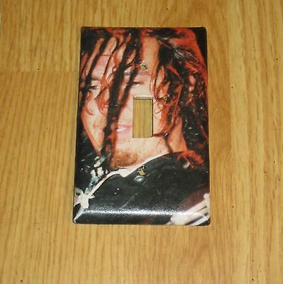 MUNKY of KORN METAL ROCK LEGEND Light Switch Cover Plate