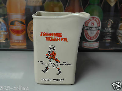 Johnny Walker Scotch Whisky  water jug