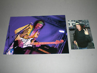 Randy Hansen  signed autograph Autogramm 8x11 photo in person