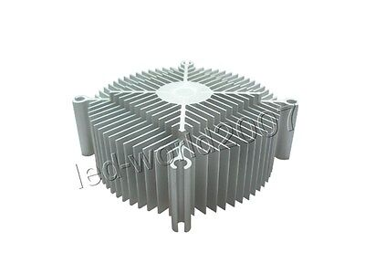 2pcs Aluminium Extrusion Heat Sink Heatsink Cooling For 20W High Power LED Light
