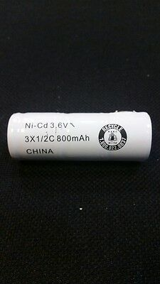 BATTERY for WELCH ALLYN 72200, 71000, 71010, 71015, 71050, 71051 Otoscope handle