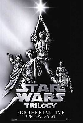 Star Wars Dvd Coll Style A Movie Poster Original Single Sided 27x40 inches