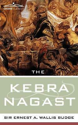 The Kebra Nagast by E., A. Wallis Budge (English) Paperback Book Free Shipping!