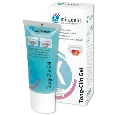 Miradent Tong-Clin Zungenreinigungs-Gel 50ml