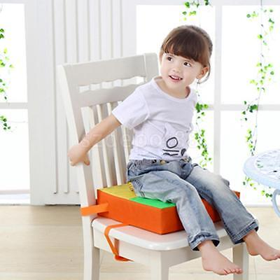 Baby Child Chair Booster Cushion Toddler Highchair Seat Pad 8cm Thick 87#