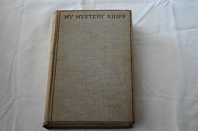 WW1 British RN My Mystery Ship Reference Book