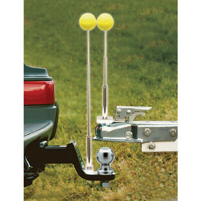 Camper Boat Landscape Utility Trailer Magnetic Hitch Alignment Line Up System