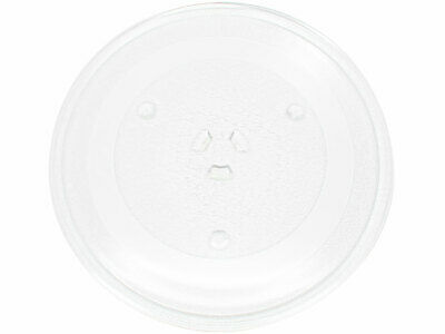 """Microwave Glass Turntable Plate Tray for Samsung MW4370W, M1713N, M759 - 11 1/4"""""""