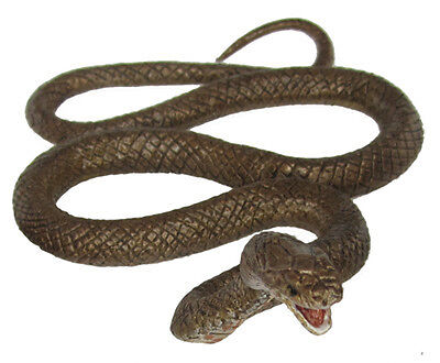 Australian Eastern Brown Snake Model - authenticated by Healesville Sanctuary