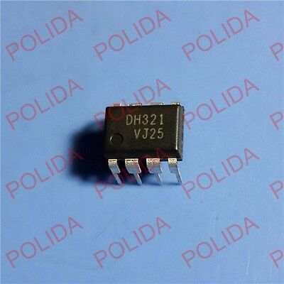 10PCS Power Switch IC FAIRCHILD DIP-8 FSDH321 DH321