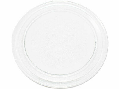 """Microwave Glass Turntable Plate Tray for Emerson MW8781SB, MW8781RD - 9 5/8"""""""