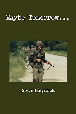 Maybe Tomorrow... by Steve Haydock (English) Paperback Book Free Shipping!