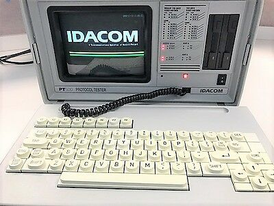 Agilent HP Keysight E4095C - IDACOM PT500 WAN Protocol Analyzer, Plus Accesories