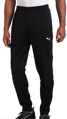 Puma Foundation Goalkeeper Junior Football Pants - Black