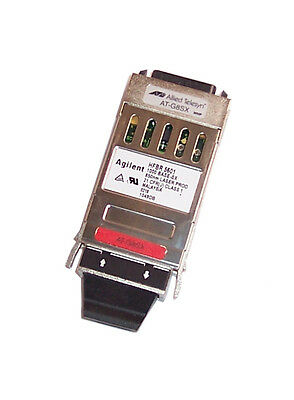 New Allied Telesyn AT-G8SX HFBR 5601 850nm 1000Base-SX Gbic Transceiver