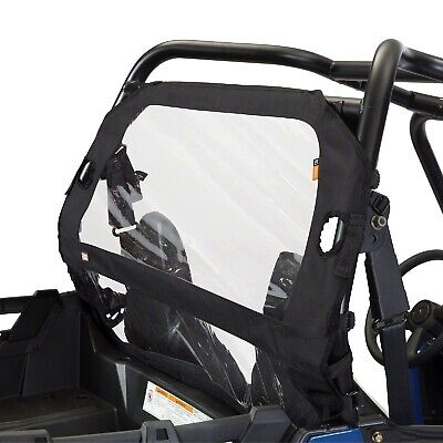 Polaris RZR 2008-2014 QuadGear Instant Rear Window Dust Stopper