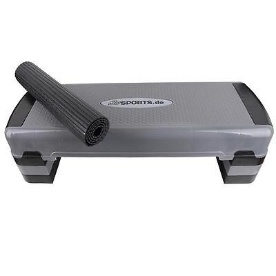 Steppbrett Fitness Stepper Board Step Fitness 200 kg höhenverstellbar