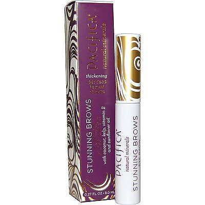 PACIFICA - Stunning Brows Thickening Setting Brow Gloss and Set (Golden Brown)