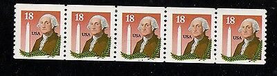 #2149 Washington   PNC-5  Pl #3333 - MNH