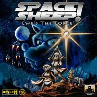 Star Wars Space Sheep Ewe's The Force Board Game Brand New & Sealed Closeout!!