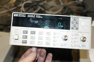 Agilent HP 53131A Universal frequency Counter