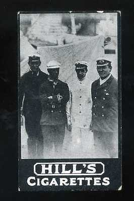 1911 Hill Naval Series Lieutenants after Coaling #32
