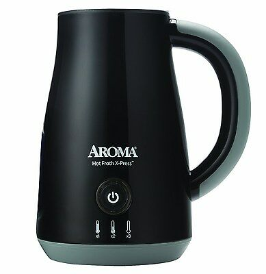 AROMA AFR-120B Hot X-Press Milk Frother
