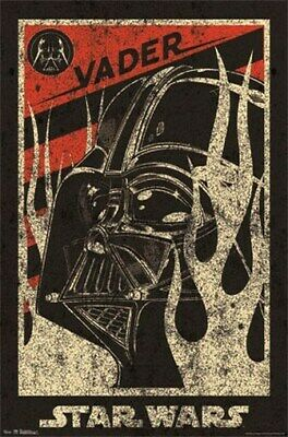 STAR WARS POSTER Amazing Darth Vader Propaganda RARE HOT NEW 22x34