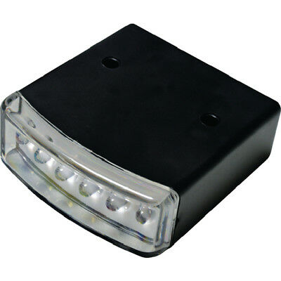 Marine/Boat LED Motion Activated Dock Box Compartment Hatch Light