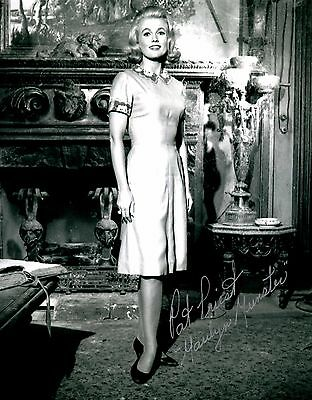 Pat Priest Marilyn Munster The Munsters Autographed 8X10 Photo #3