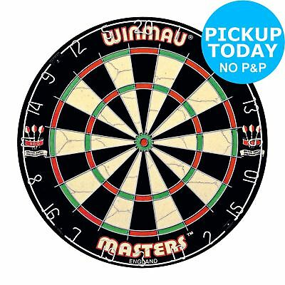 Winmau Masters Bristle Dartboard. From the Official Argos Shop on ebay