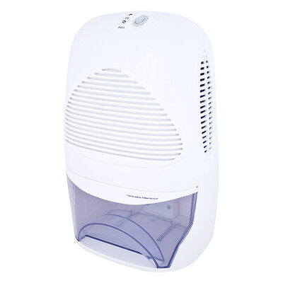 Compact Portable Mini Air Dehumidifier Damp Mould Moisture Home Kitchen Bedroom