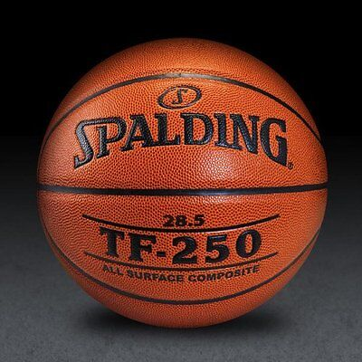 Spalding TF-250 Basketball, Intermediate, 28.5""