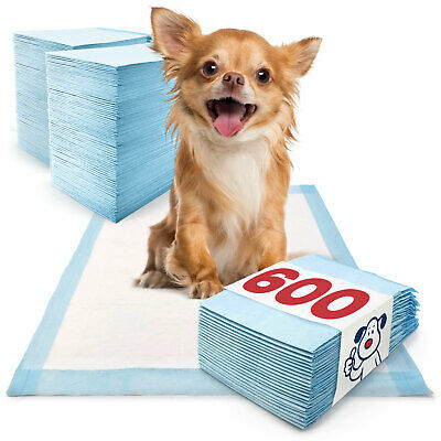 ValuePad 600/case 17x24 Puppy Dog Training Wee Pee Pads