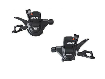 Shimano SLX M670  Rapid Fire Pods - Clamp - Pair - 10 Speed