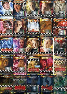 Doctor Who INVADER Battles In Time (Assorted Cards)