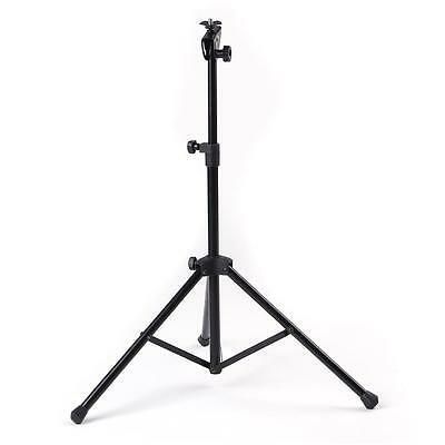 Adjustable Straight Cymbal Stand Drum Hardware Duel Double Braced Mount Holder
