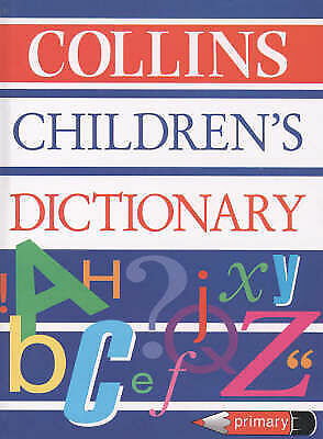 Collins Junior Dictionary Evelyn Goldsmith Very Good Book