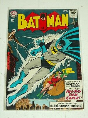 Batman #164 Vg+ (4.5) Dc Comics June 1964*