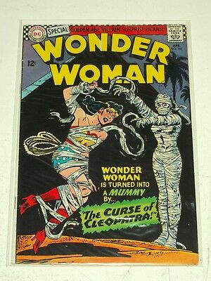 Wonder Woman #161 Fn- (5.5) Dc Comics April 1966*