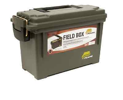 Plano Ammo Can Field Box Water Resistant Lockable Ammunition Case
