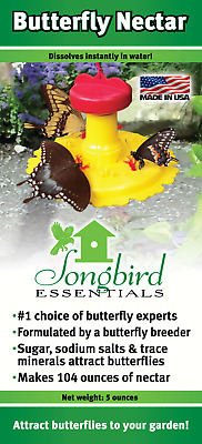 Butterfly Nectar for Feeder Makes 104 OZ