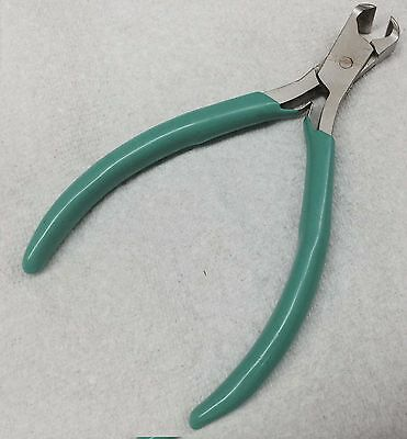 """4.5"""" Mini End Cutting Pliers Top Cutter Wire Nipper Electronic Jewelry Hobby PCB"""