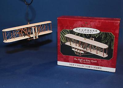 Hallmark Series Ornament 1997 Sky's the Limit #1 The Flight at Kitty Hawk QX5574