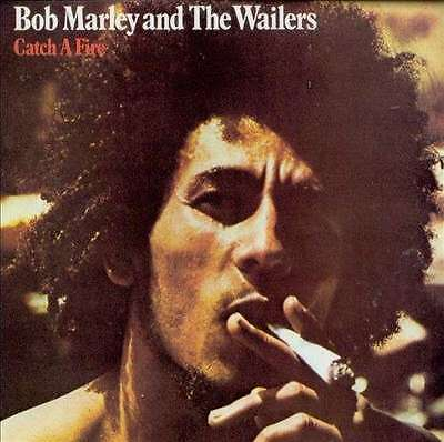 Catch A Fire : Bob Marley & The Wailers NEW LP (5360068     )