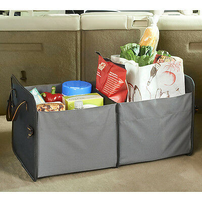 High Road CarryAll Cargo Tote - Black Trunk and Transport Organization NEW