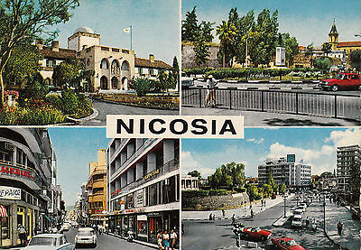 Post Card - Nicosia