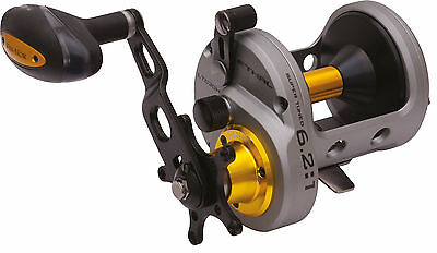 Fin Nor Lethal LTC H Multiplier Fishing Reel - All Sizes